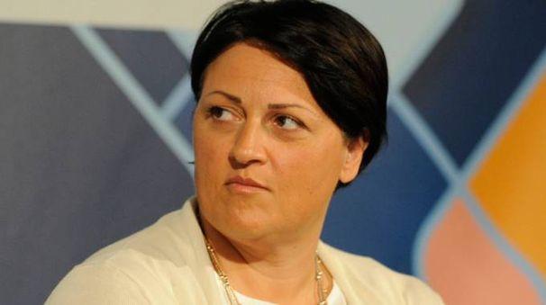 Sara Giannini, esponente del Partito democratico,  è stata assessore regionale e sindaco di Morrovalle