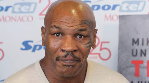Mike Tyson – Foto: Maxppp/LaPresse