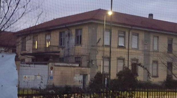 Gli ex magazzini militari di piazza D'Armi