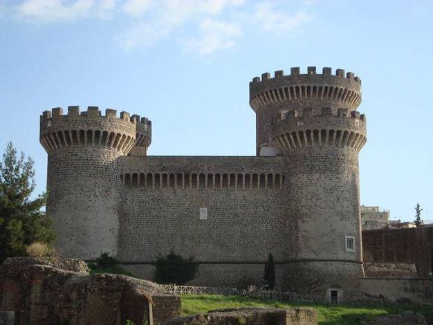 Rocca Pia di Tivoli Foto @Wikipedia