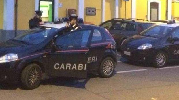 I carabinieri di Mozzate