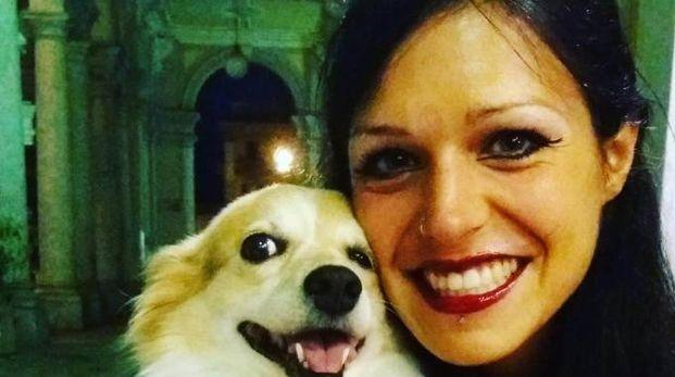 Alessia Puppo in una foto su Facebook (Ansa)