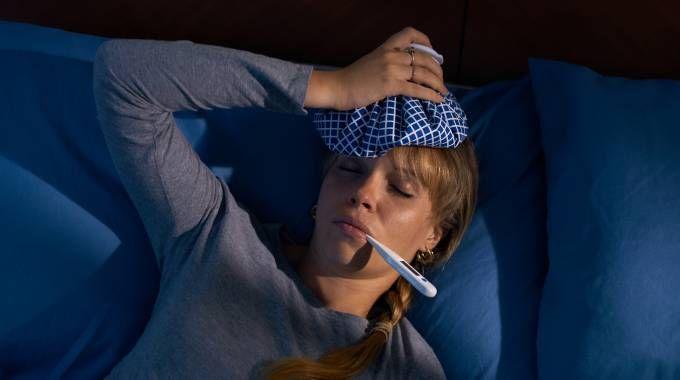 Influenza, è boom di casi (foto d'archivio iStock)