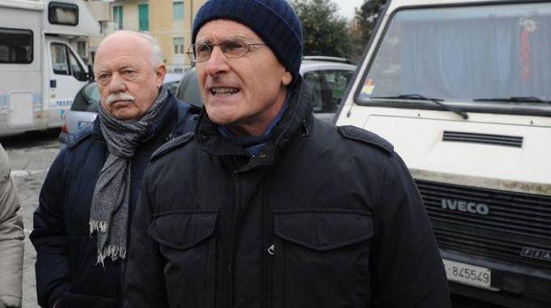 Il sindaco Danilo Bruschi aveva speso 150 mila euro per la tromba d'aria