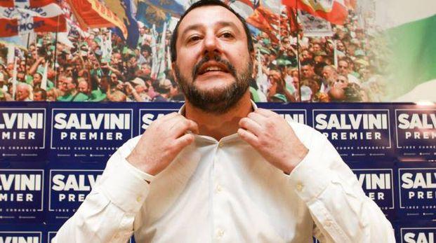 Matteo Salvini ha ribadito ieri in quel di via Bellerio di sentirsi pronto  per governare il Paese