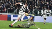 Juventus Torino 2-0,   Mandzukic (Ansa)