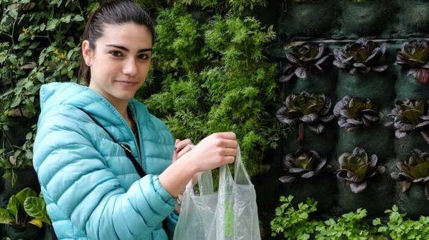 Nuovi sacchetti biodegradabili ultraleggeri