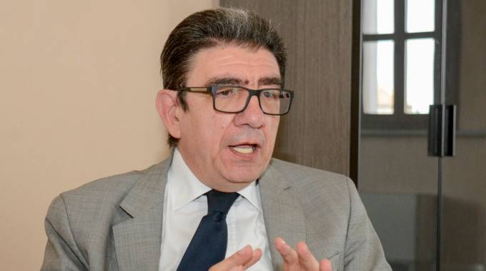 Giuseppe Russo, sindaco di Tavazzano e presidente provinciale da quattro mesi