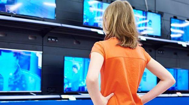 Televisioni in vendita