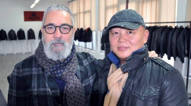 Qiaoyong Zhou e Maurizio Brocchetto