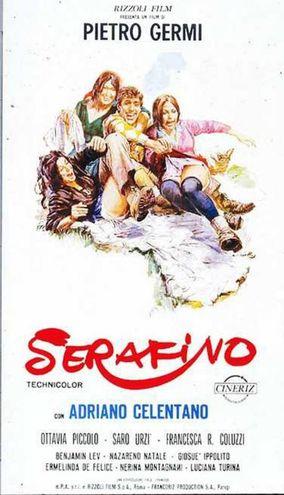 La locandina del film Sarafino (Ansa)