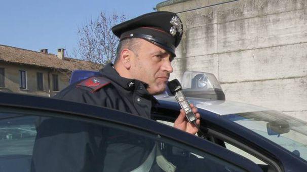 Indagini in corso dei carabinieri (foto di repertorio)