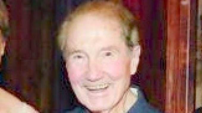 Il professor Carlo Pedretti