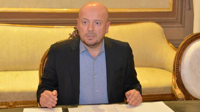 Il sindaco Drei (Frasca)