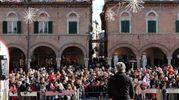 L'attesa delle Befane in piazza del Popolo (LaBolognese)