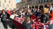 Piazza del Popolo in festa (LaBolognese)