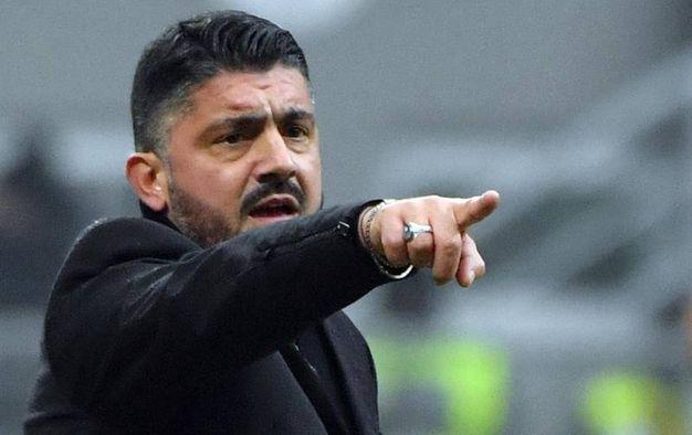 Gennaro Gattuso, allenatore del Milan (Ansa)