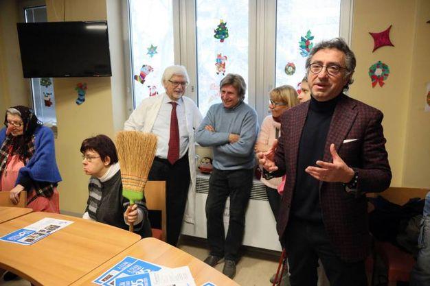 Valentino Di Pisa della Fanep (foto Schicchi)