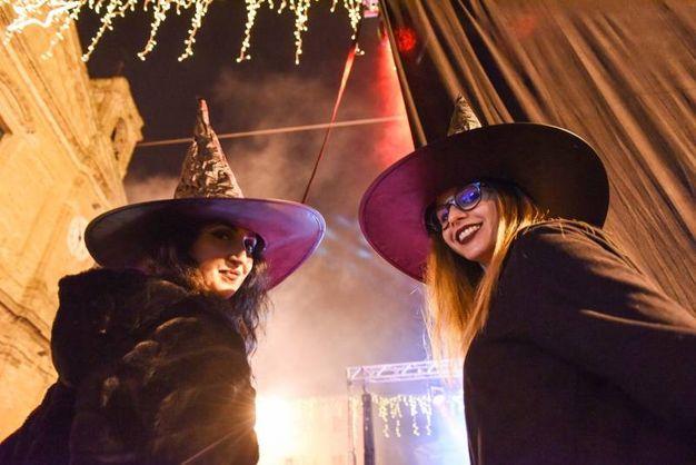 Il tradizionale evento legato all'Epifania (foto De Marco)