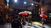 La festa sul palco (foto De Marco)