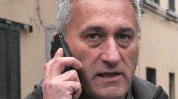 Angelo Biagini, responsabile protezione civile del Comune (Foto Castellani)