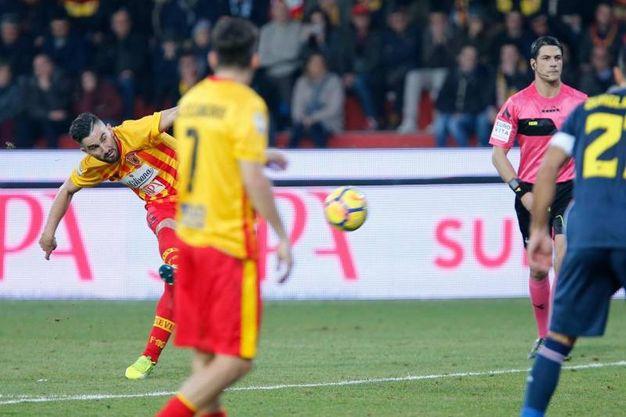 Benevento-Sampdoria 2-1, Coda (Ansa)