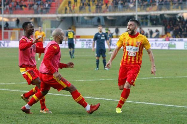Benevento-Sampdoria 1-1, Coda (Ansa)