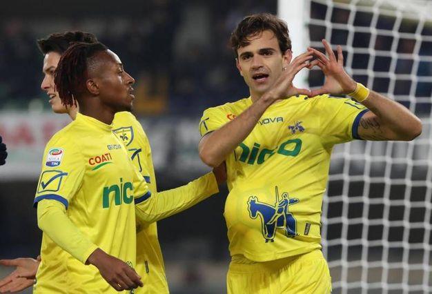 Chievo-Udinese 1-0, Radovanovic (Ansa)