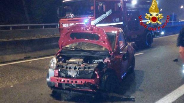 Devastante incidente sulla Milano-Meda