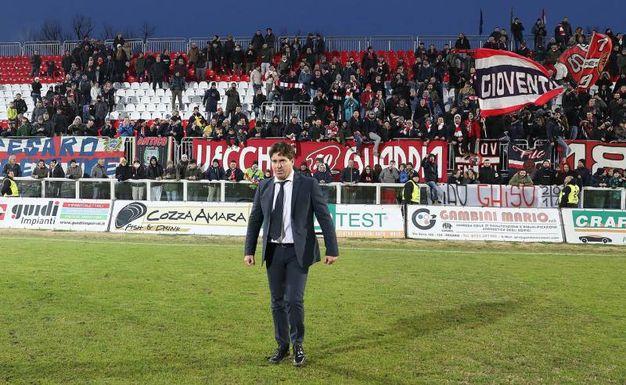 Vis Pesaro - Recanatese, vittoria per 1-0 (FotoPrint)