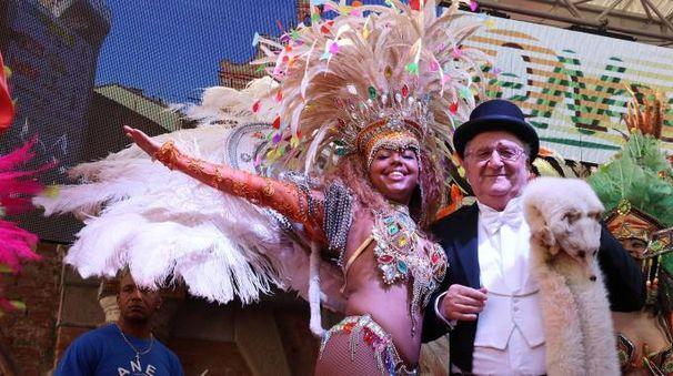Carnevale di Cento, foto Samaritani