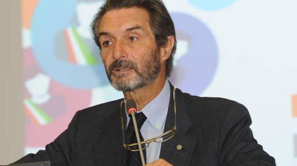 Attilio Fontana (Newpress)