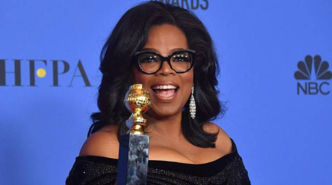 Oprah Winfrey – Foto: AFP PHOTO/Frederic J. BROWN/LaPresse