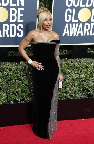Mary J. Blige (Ansa)