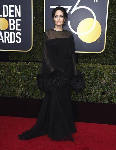Angelina Jolie (Ansa)