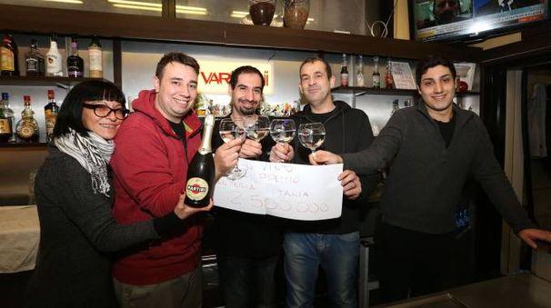 Lotteria Italia, vinti 2,5 milioni a Milano (La Presse)