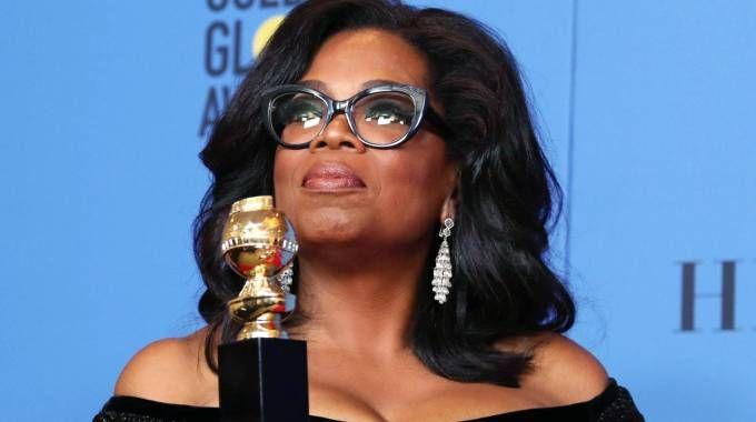 Oprah Winfrey (Ansa)