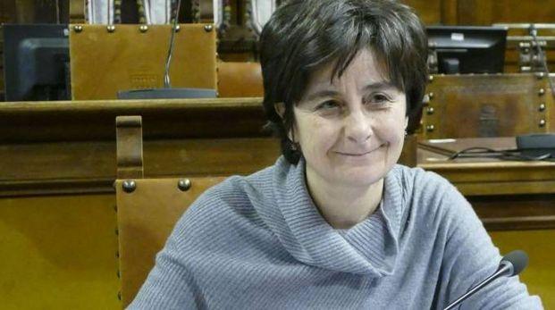 La presidente del consiglio comunale Ilaria Santi