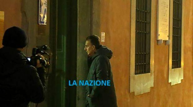 Antonio Logli entra in Comune (Teta)