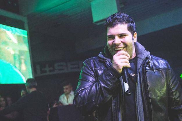 Salvatore Esposito diverte il pubblico al Miami