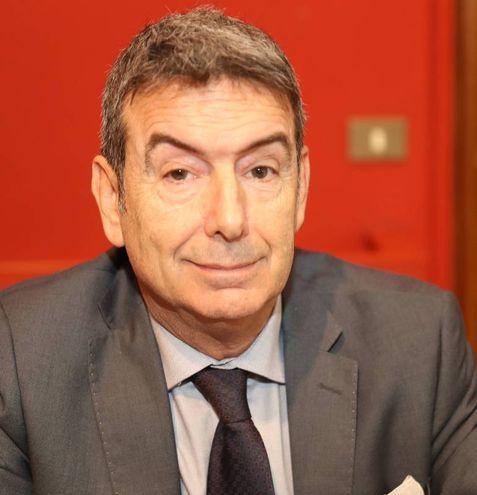 Il Presidente dell'Asur Marini (Fotoprint)