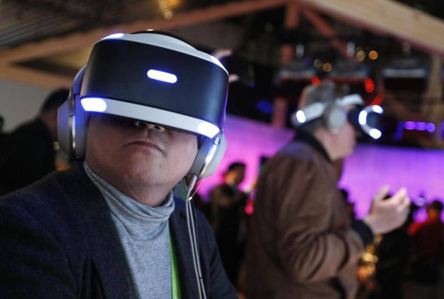 Sony PlayStation VR (Ansa)