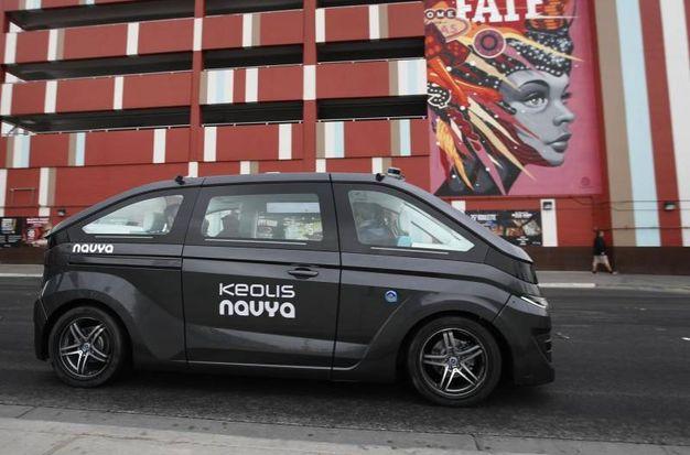 Navya Autonom Cab (Ansa)