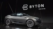 The Byton connected car (LaPresse)