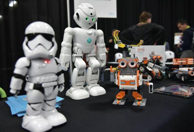 UBTECH robots (LaPresse)