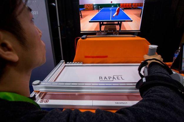 RAPAEL Smart Board (LaPresse)