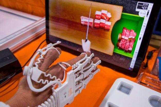 RAPAEL Smart Glove (LaPresse)