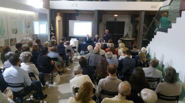 Una conferenza al Museo del Vetro di Empoli