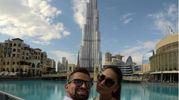 Rincon e Karina a Dubai