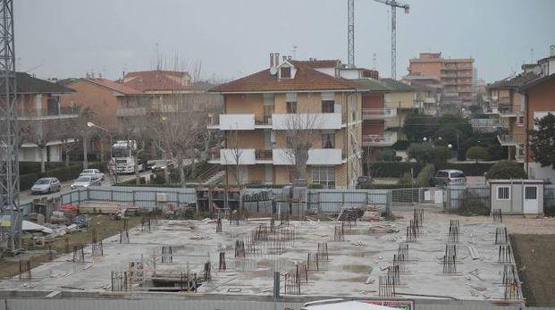 I 'lotti di Casabianca' all'origine del processo (foto Zeppilli)